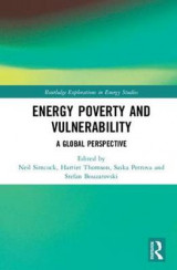 Omslag - Energy Poverty and Vulnerability