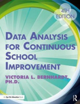 Omslag - Data Analysis for Continuous School Improvement