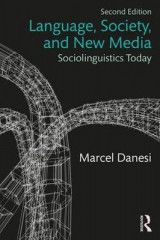 Omslag - Language, Society, and New Media