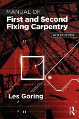 Omslag - Manual of First and Second Fixing Carpentry