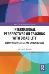 Omslag - International Perspectives on Teaching with Disability