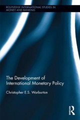 Omslag - The Development of International Monetary Policy