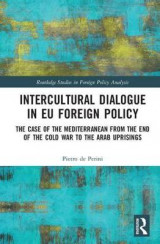 Omslag - Intercultural Dialogue in EU Foreign Policy