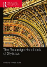 Omslag - The Routledge Handbook of Stylistics