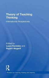 Omslag - Theory of Teaching Thinking