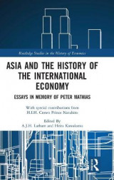 Omslag - Asia and the History of the International Economy