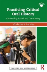 Omslag - Practicing Critical Oral History