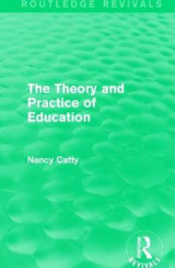Omslag - The Theory and Practice of Education (1934)