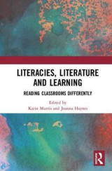 Omslag - Literacies, Literature and Learning