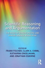 Omslag - Scientific Reasoning and Argumentation