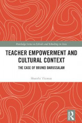 Omslag - Teacher Empowerment and Cultural Context