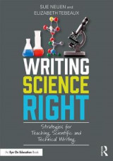 Omslag - Writing Science Right
