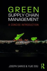 Omslag - Green Supply Chain Management