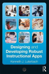 Omslag - Designing and Developing Robust Instructional Apps