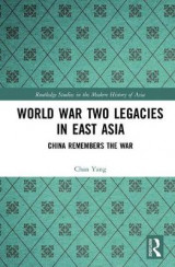 Omslag - World War Two Legacies in East Asia