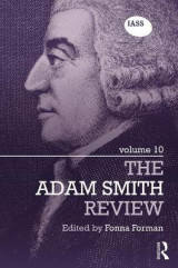 Omslag - The Adam Smith Review: Volume 10