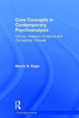 Omslag - Core Concepts in Contemporary Psychoanalysis