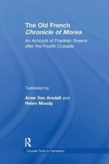 Omslag - The Old French Chronicle of Morea
