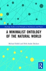 Omslag - A Minimalist Ontology of the Natural World