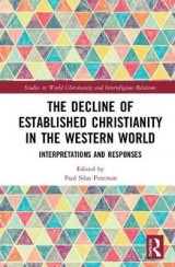 Omslag - The Decline of Established Christianity in the Western World