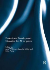 Omslag - Professional Development: Education for All as praxis