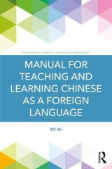 Omslag - Manual for Teaching and Learning Chinese as a Foreign Language