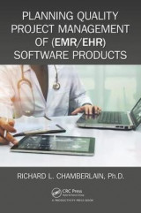 Omslag - Planning Quality Project Management of (EMR/EHR) Software Products