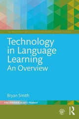 Omslag - Technology in Language Learning: An Overview