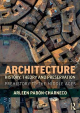 Omslag - Architecture History, Theory and Preservation