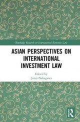 Omslag - Asian Perspectives on International Investment Law