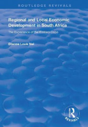 Regional and Local Economic Development in South Africa av Etienne Louis Nel (Heftet)