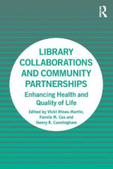Omslag - Library Collaborations and Community Partnerships
