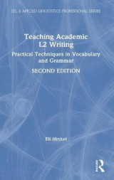 Omslag - Teaching Academic L2 Writing