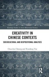 Omslag - Creativity in Chinese Contexts