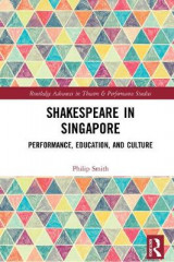 Omslag - Shakespeare in Singapore