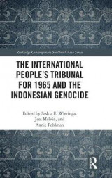 Omslag - The International People's Tribunal for 1965 and the Indonesian Genocide