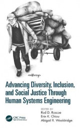 Omslag - Advancing Diversity, Inclusion, and Social Justice Through Human Systems Engineering
