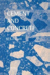 Omslag - Cement and Concrete