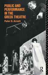 Omslag - Public and Performance in the Greek Theatre