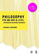 Omslag - Philosophy for AS and A Level