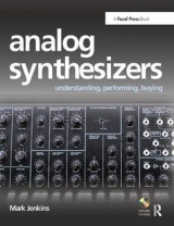 Omslag - Analog Synthesizers