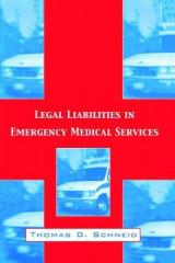Omslag - Legal Liabilities in Emergency Medical Services
