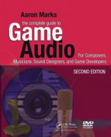 Omslag - The Complete Guide to Game Audio