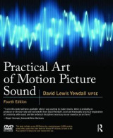 Omslag - Practical Art of Motion Picture Sound
