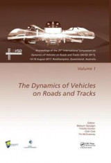 Omslag - Dynamics of Vehicles on Roads and Tracks Volume 1