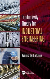 Omslag - Productivity Theory for Industrial Engineering