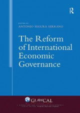 Omslag - The Reform of International Economic Governance