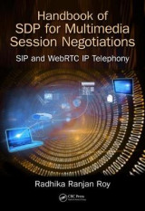 Omslag - Handbook of SDP for Multimedia Session Negotiations