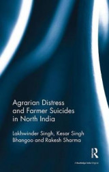 Omslag - Agrarian Distress and Farmer Suicides in North India