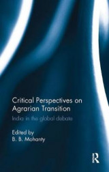 Omslag - Critical Perspectives on Agrarian Transition